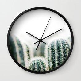 Cactus 1 Wall Clock