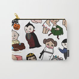 Kewpie Collage Carry-All Pouch