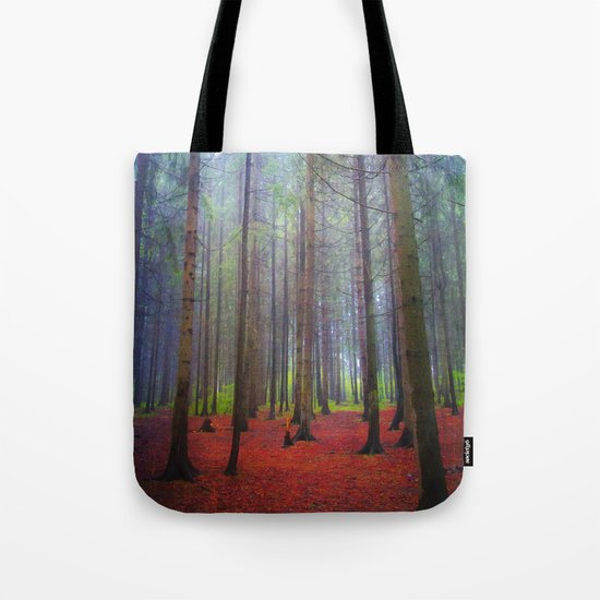 Back to the forest Tote Bag