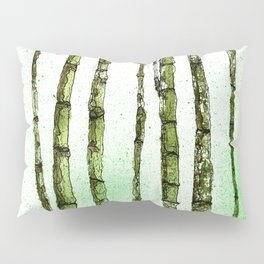 Bamboo Forest Pillow Sham