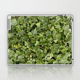 Green Leafs Laptop & iPad Skin