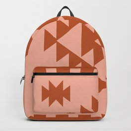 Zili in Peach Backpack