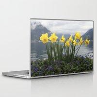 switzerland Laptop & iPad Skins featuring Switzerland by NatalieBoBatalie