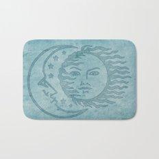 Sun Moon And Stars Batik Bath Mat