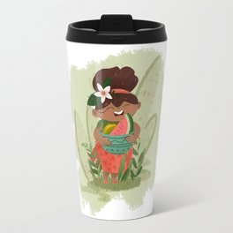 African Child Travel Mug