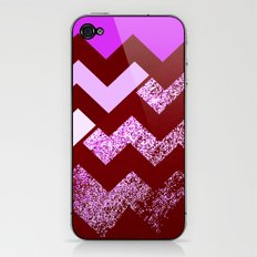 rational meets irrational iPhone & iPod Skin