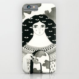 Existential cup of tea iPhone Case