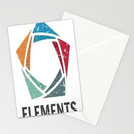 Back to Basics (Brite) Stationery Cards