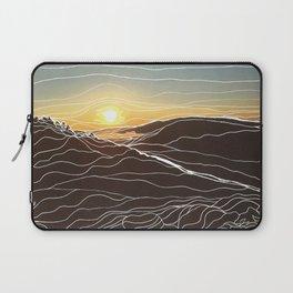 Sunrise Goat Rock 1 Laptop Sleeve