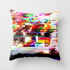 Smokin' Throw Pillow