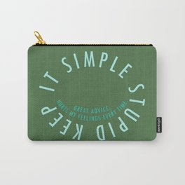 K.I.S.S. Carry-All Pouch