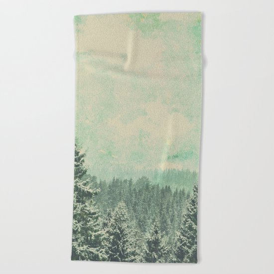 Fading dreams Beach Towel