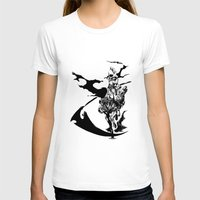 durarara T-shirts featuring Celty & Shooter by Prince Of Darkness