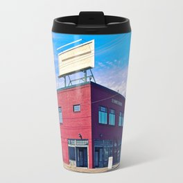 Historic Newbert building Travel Mug
