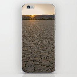 Alvord Desert Sunrise iPhone Skin