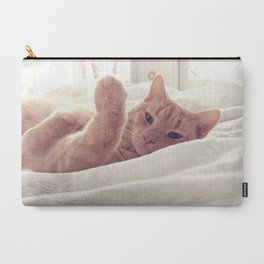 Einstein the Cat Carry-All Pouch