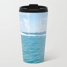 Miami Vibes Travel Mug