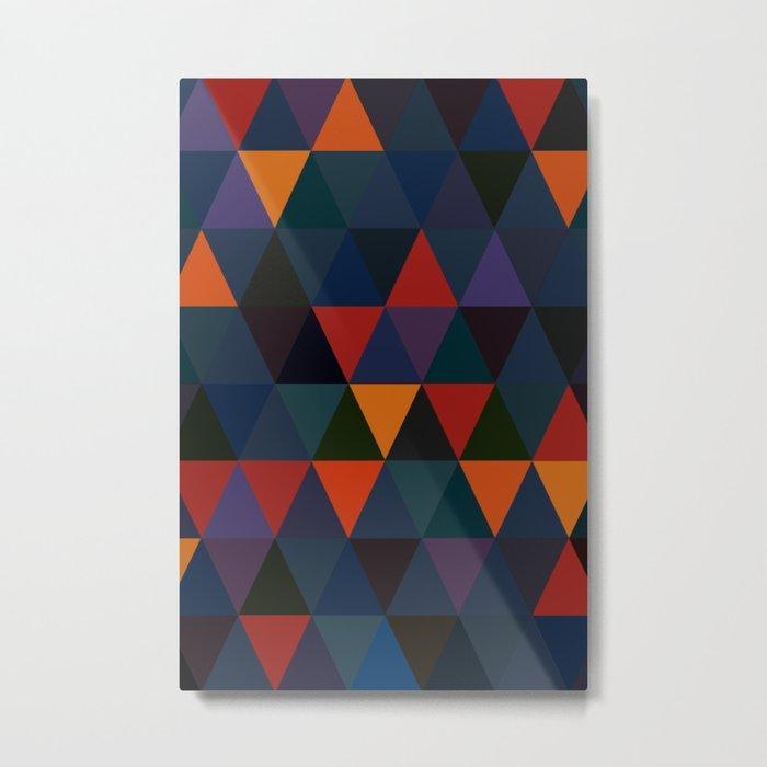 Abstract #308 Metal Print