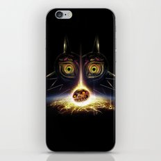 Majora's Mask Operation Moonfall iPhone & iPod Skin