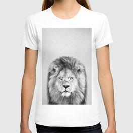 Lion 2 - Black & White T-shirt