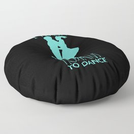 Dance Teacher Floor Pillow