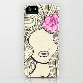 Rosalie iPhone Case