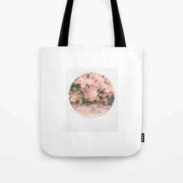 Pink Azaleas Instant Photo Tote Bag