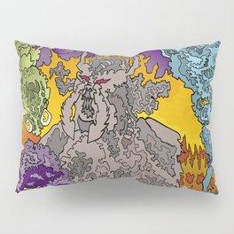 Other Worlds: The Mushroom Gathering II Pillow Sham