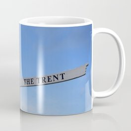 Canal side fingerboard Coffee Mug