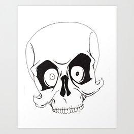 Quirky Art Print