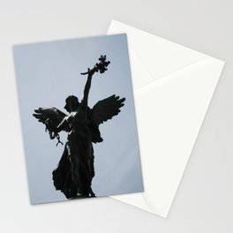 """""""I've come to wish you an unhappy birthday"""" Stationery Cards"""