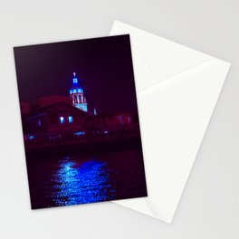 Futuristic Church / Bladerunner Vibes / Bangkok Stationery Cards