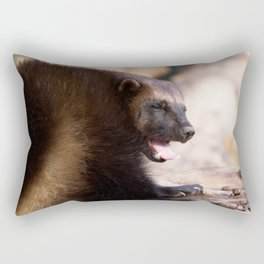 Gulo Gulo Rectangular Pillow
