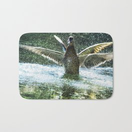 Shimmer and Shake Bath Mat