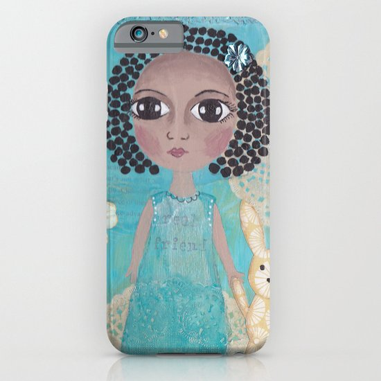 Real friend iPhone & iPod Case