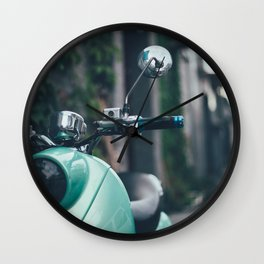 Lovely bike Wall Clock