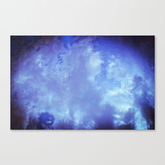 calm night Canvas Print