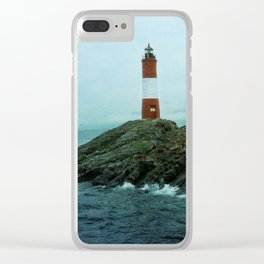 Les Eclaireurs Lighthouse Clear iPhone Case