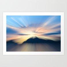 Evanescent 3 Art Print
