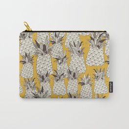 pineapple sunshine yellow Carry-All Pouch