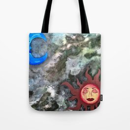 sehnsucht Tote Bag