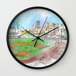 PNC Park Wall Clock