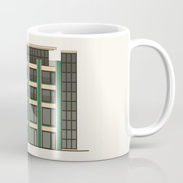 Public building Coffee Mug