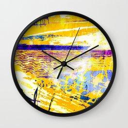 Love Reign O'er Me Wall Clock