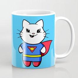Superkitty! Coffee Mug
