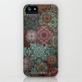 Mandorla iPhone Case