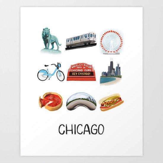 Chicago by rachelszo