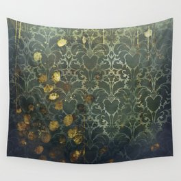 Autumn Rust Wall Tapestry