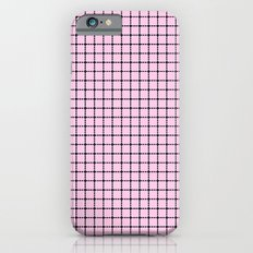 Dotted Grid Blush Slim Case iPhone 6s