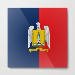Flag of Valparaiso Metal Print